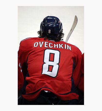 Ovechkin  Photographic Print
