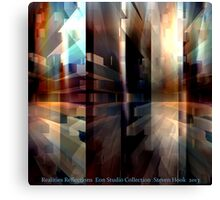 Reality Reflections Canvas Print