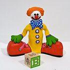 Bozo the Clown by Anna Budden
