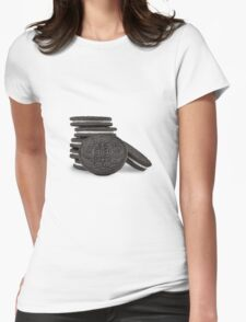 Oreos  Womens Fitted T-Shirt
