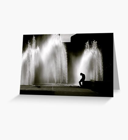 Static Motion Greeting Card