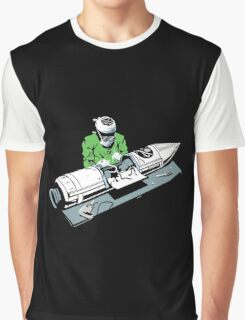 Rocket Surgeon funny nerd geek geeky Graphic T-Shirt