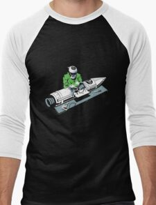 Rocket Surgeon funny nerd geek geeky Men's Baseball ¾ T-Shirt