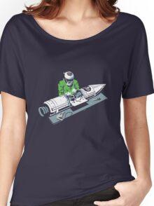 Rocket Surgeon funny nerd geek geeky Women's Relaxed Fit T-Shirt