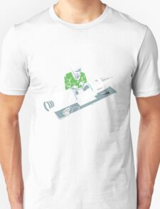 Rocket Surgeon funny nerd geek geeky T-Shirt