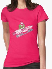 Rocket Surgeon funny nerd geek geeky Womens Fitted T-Shirt