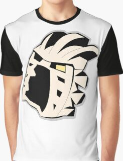 Light Mask Graphic T-Shirt