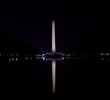 The Washington Monument Renovation 2013 by Matsumoto