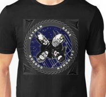 The Dark Knight Rises and Rolls Over Unisex T-Shirt