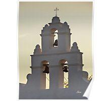 Mission San Jose Poster