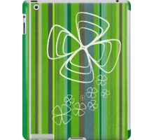 Green March iPad Case/Skin