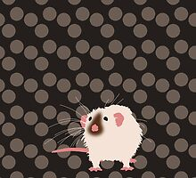 Siamese Rat by tanzelt