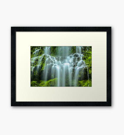 Proxy Falls Framed Print