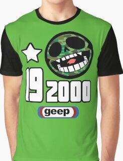 19-2000 Graphic T-Shirt