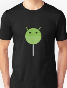 Android Lollipop Unisex T-Shirt