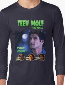 Teen Wolf Old Comic [Scott] Long Sleeve T-Shirt