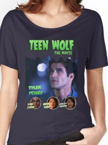 Teen Wolf Old Comic [Scott] Women's Relaxed Fit T-Shirt