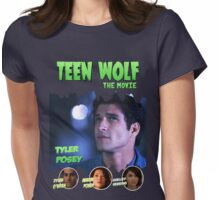 Teen Wolf Old Comic [Scott] Womens Fitted T-Shirt