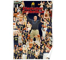 Clarkston Varsity Basketball | 2012-13 | Team Collage Poster