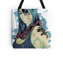 Girl With the Dragon Tattoo Tote Bag