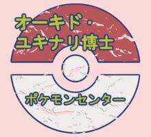 Pokemon Centre! One Piece - Long Sleeve