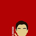 Blaine Anderson - Red by annabelrw