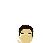 Blaine Anderson - White by annabelrw