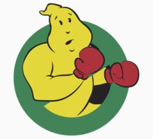 Boxing No-Ghost Logo by DrStantzJr