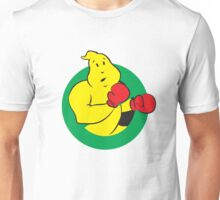 Boxing No-Ghost Logo Unisex T-Shirt