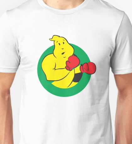 Boxing No-Ghost Logo Unisex T-Shirt