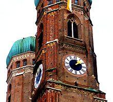 Frauenkirche Munich by ©The Creative  Minds