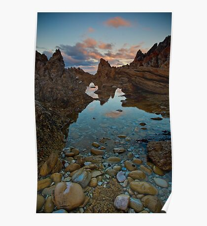 Rocky Cape National Park Poster