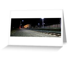 Wendouree Station Greeting Card