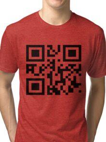 QR Honk Tri-blend T-Shirt