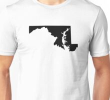 American State of Maryland Unisex T-Shirt