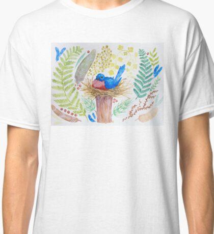 Eastern Bluebird Classic T-Shirt