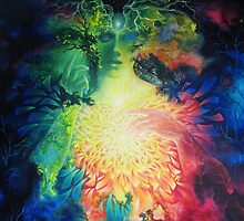 Dissolving/Becoming - The Alchemy of Transformation by Jan Betts