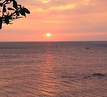 Batangas Sunset by kgarrahan