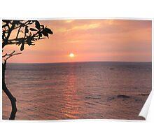 Batangas Sunset Poster