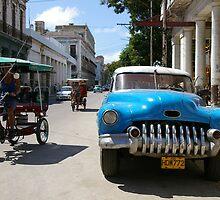 Cuba107 by Bunbury