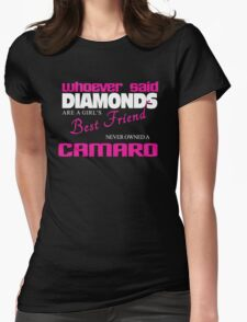 Girl's Best Friend - Camaro T-Shirt