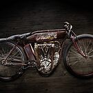 Indian Board Tracker Original and Unrestored No.1 by Frank Kletschkus