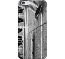 Walking to Skate iPhone Case/Skin