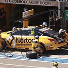 2013 Clipsal 500 Day 3 V8 Supercars - Caruso Pit Stop by StuBear22