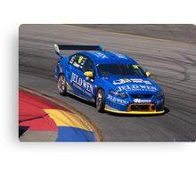 2013 Clipsal 500 Day 3 V8 Supercars - A.Davison Canvas Print