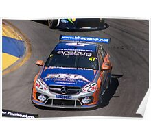 2013 Clipsal 500 Day 3 V8 Supercars - Slade Poster