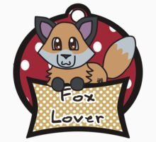 Fox Lover 1 Kids Tee