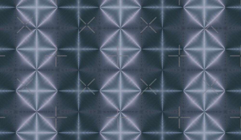 Blue Diamonds by Vac1