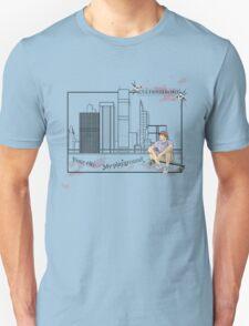 Your City, My Playground. T-Shirt