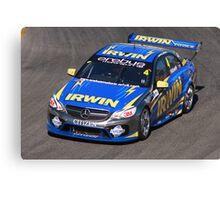 2013 Clipsal 500 Day 3 V8 Supercars - Holdsworth Canvas Print